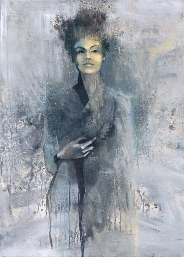 painting ewa paulska